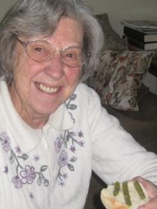 Mom -- April 2011