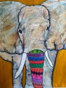 Mary's elephant