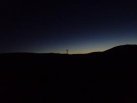 Laity Lodge dawn