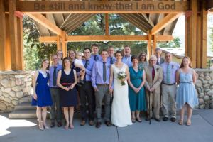 Zaengles, Pollocks, and Uricks at Sam & Donna's wedding
