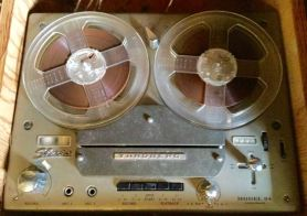 My father's reel-to-reel